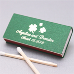 Irish Personalized Matches - Exclusive