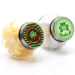 Irish Personalized Mini Candy Jars