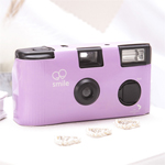 Lilac Wedding Camera