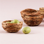 Mini Bird's Nest Favors - 12 pcs