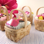 Mini Picnic Basket - 12 pcs