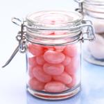 Mini Round Spice Jars with Latch