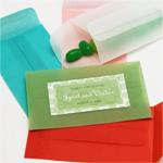 Mini Vellum Envelope - 25 pcs
