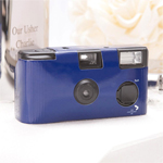 Navy Blue Wedding Camera