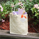 Palm Leaf Out-of-Town Welcome Bags