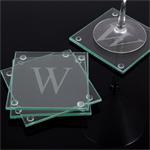 Personalized Coaster Sets - 4 pcs