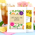 Personalized Iced Tea Favors