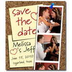 Photo Booth Save the Date Magnets - 20 pcs