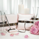 Pink and Brown Wedding Collection