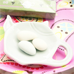 Porcelain Teapot Dish