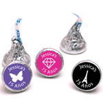 Quincea�era Personalized Hershey��s Kisses�