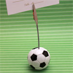 Soccer Ball Photo or Place Card Holder
