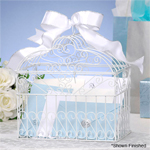 Heart Gift Card Birdcage Holder