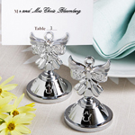 Sparkling Angel Place Card Holder
