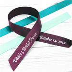 "5/8"" Personalized Ribbon"