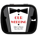 Wedding Mint Tins