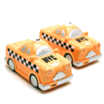 New York Taxi Salt and Pepper Shaker
