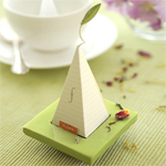 Classic Tea Sachet Favors - 20 pcs