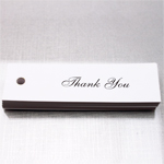 Thank You Hang Tags - 50 pcs