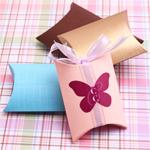 Pillow Favor Boxes - 10 pcs