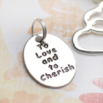 To love and to Cherish Charms - 20 pcs