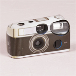 Vintage Design Disposable Camera