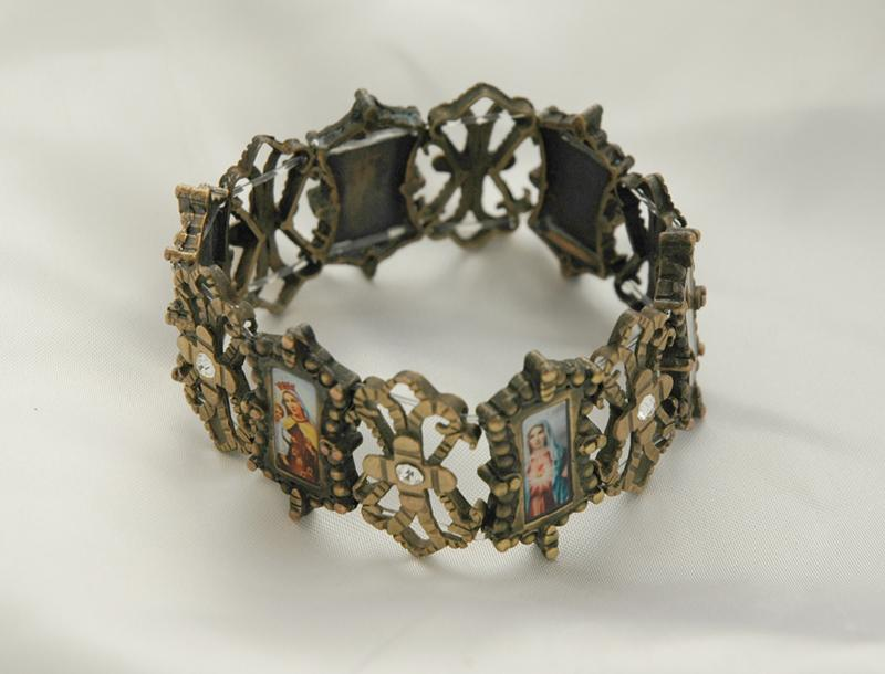 Metal Saints Stretch Bracelet