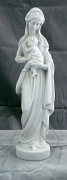 Standing Madonna and Child - 9.5 inches