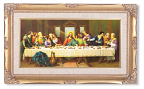 The Last Supper by Zabateri