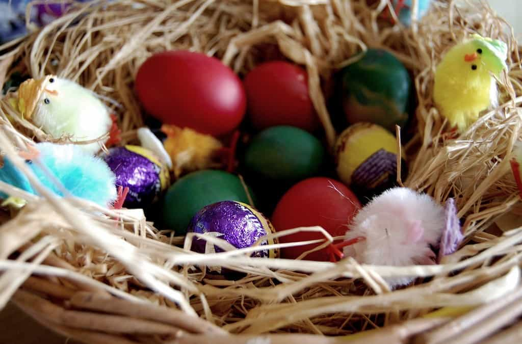 Five Random Facts About Easter Candy