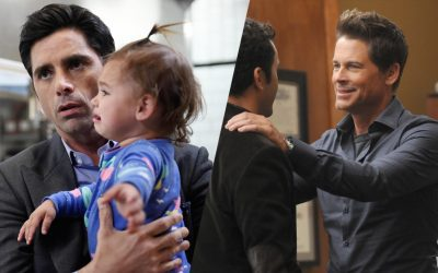 Five TV Randoms, Including Rob Lowe and John Stamos Losing Shows on the Same Day