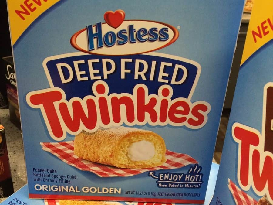Deep Fried Twinkies Are Now on Sale at Walmart