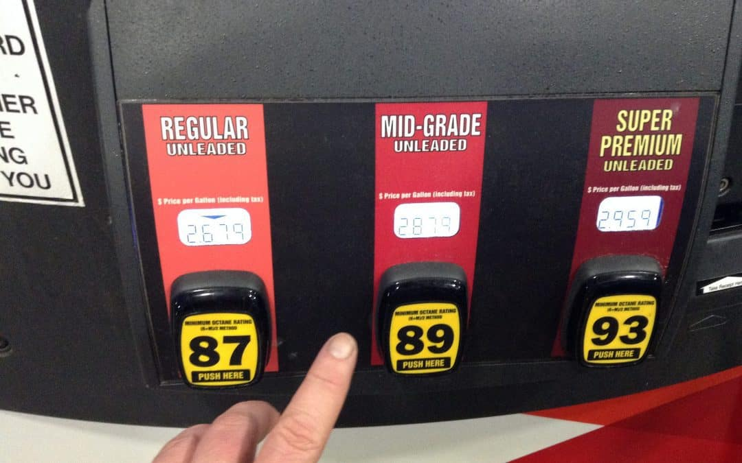 Five Habits That Are Killing Your Gas Mileage
