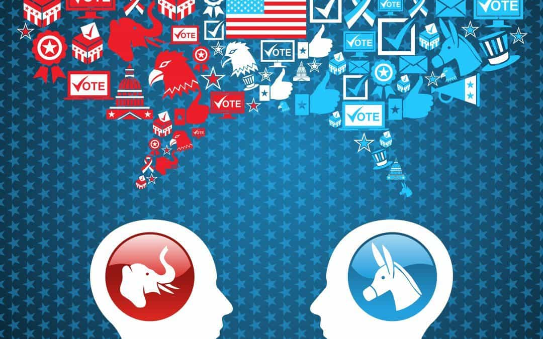 Are Facebook Posts About the Election Pointless?