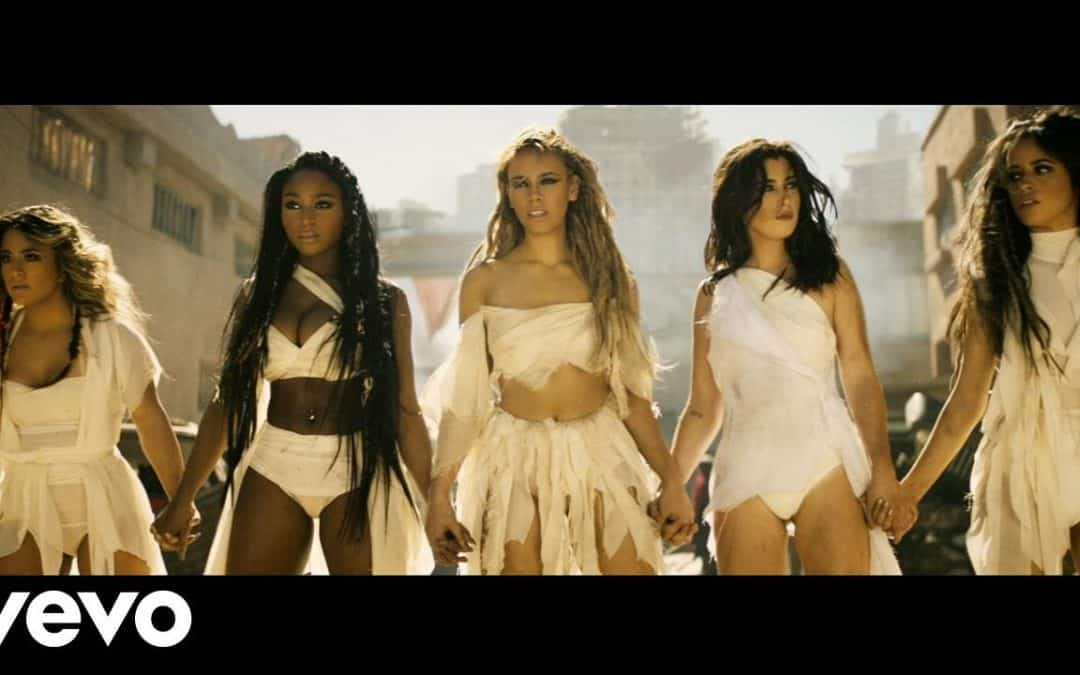 Why are Fifth Harmony Dancing in a Bombed-Out City in Their New Video?