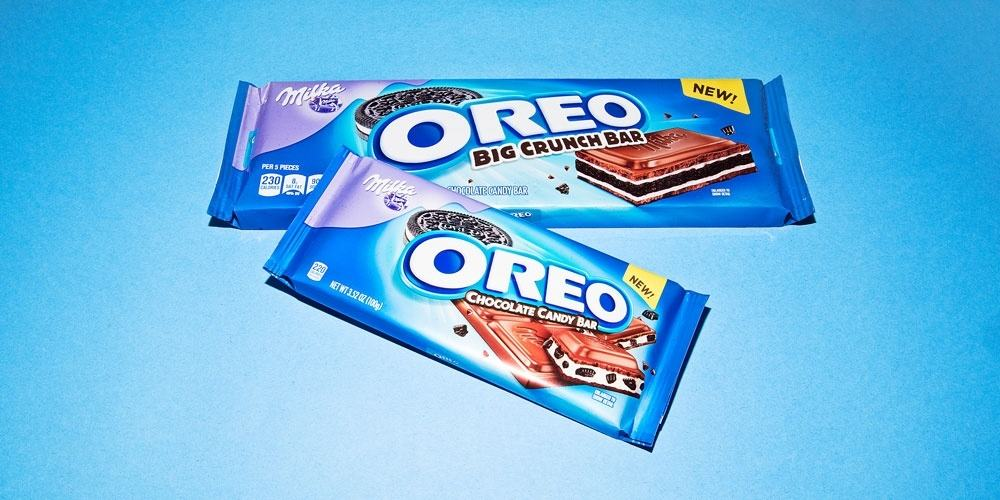 Oreo Candy Bars? You bet!
