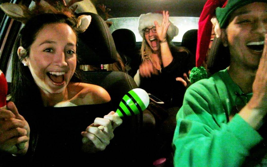 """An Uber Driver Got Passengers to Sing """"All I Want for Christmas Is You"""""""