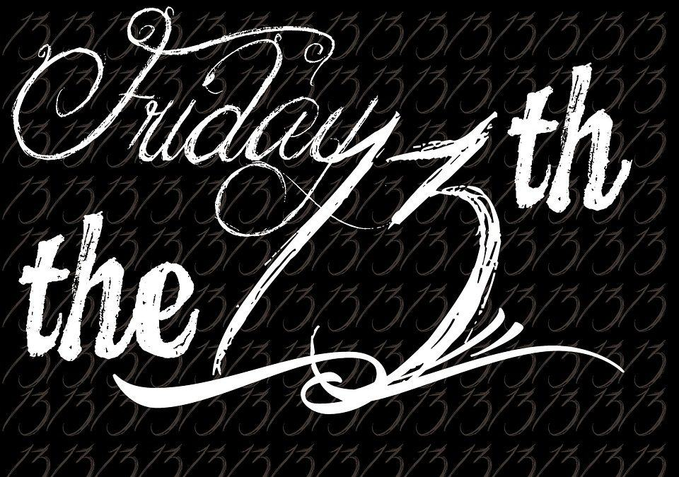 Four Stats About Friday the 13th and Superstitions