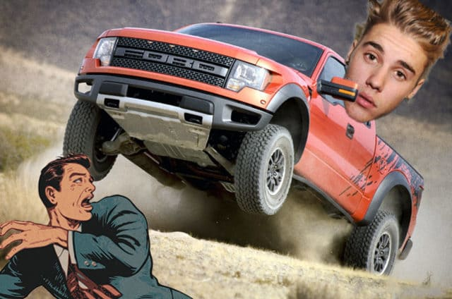 Justin Bieber Hit Someone With His Truck Last Night and Put The Guy in the Hospital