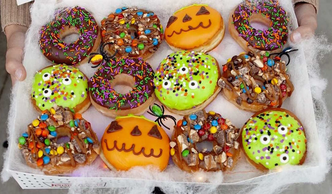 Here Are the Places Giving Out Free Food Today For Halloween
