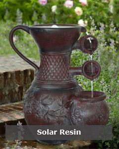 Solar Resin