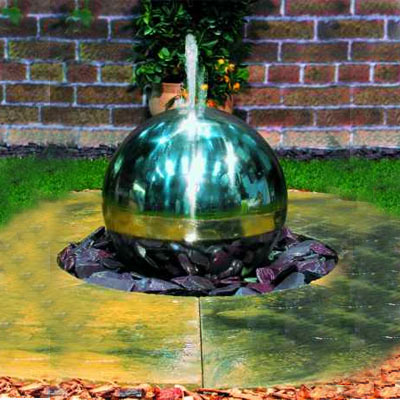 stainless steel sphere