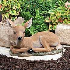 Laying Fawn Kelkay Collectable Creature