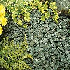 Kelkay Forest Green Stone Chippings Bulk Bag