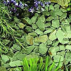 Kelkay Green Slate Stone Chippings Bulk Bag