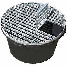 Reinforced heavy duty pebble pool 660mm diameter