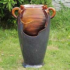 Maria Ceramic Fountain Water Feature