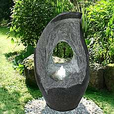 Kelkay Flame Easy Fountain Water Feature