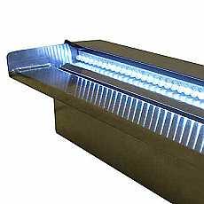 450mm White LED Light Strip For Water Cascade