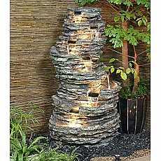 8 Pool Rock Water Feature